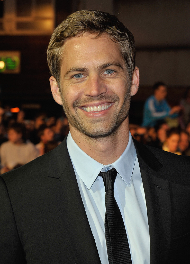 Fast & Furious European Premieres 2009 Paul Walker