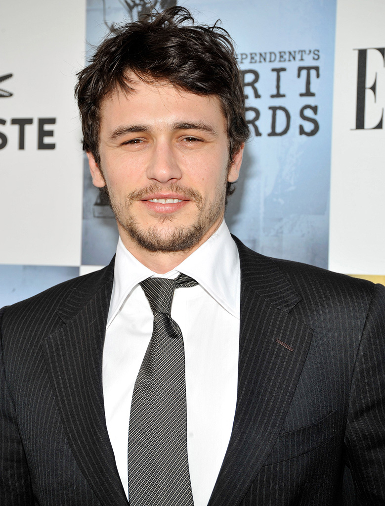 Film Independent's 2009 Independent Spirit Awards James Franco