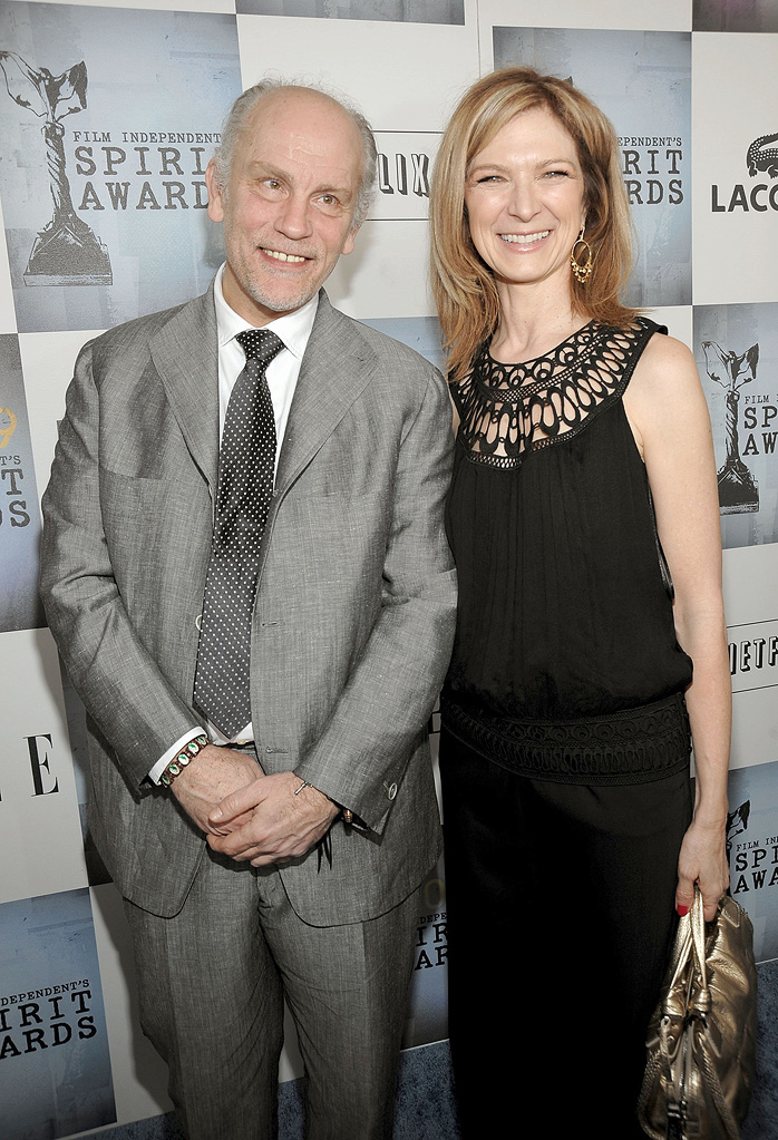 Film Independent's 2009 Independent Spirit Awards John Malkovich Dawn Hudson