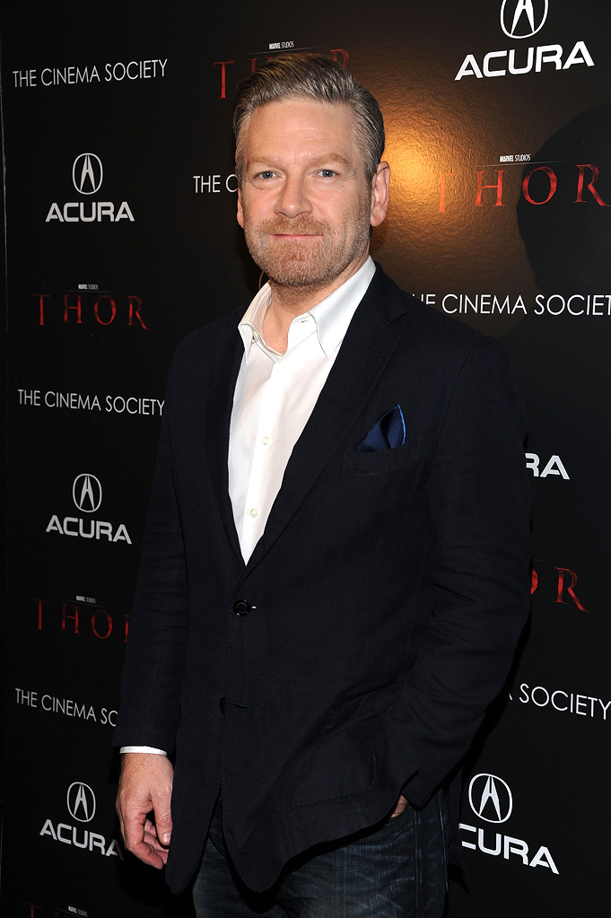 Five Film Facts Thor Kenneth Branagh