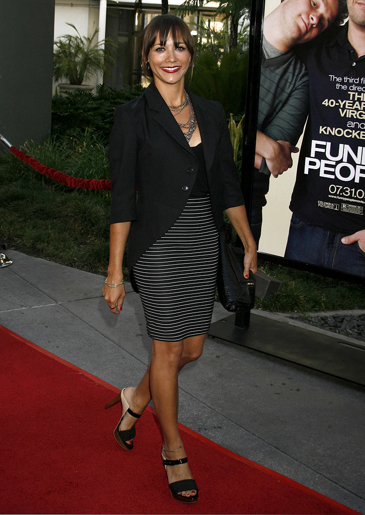Funny People LA Premiere 2009 Rashida Jones