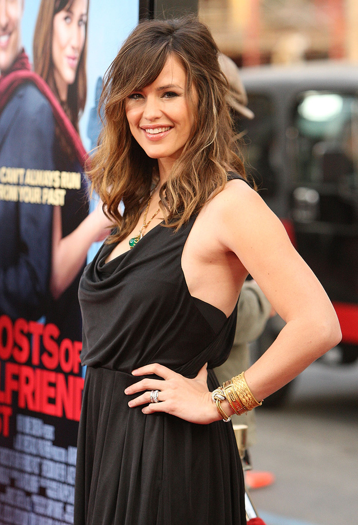 Ghosts of Girlfriends Past LA Premiere 2009 Jennifer Garner