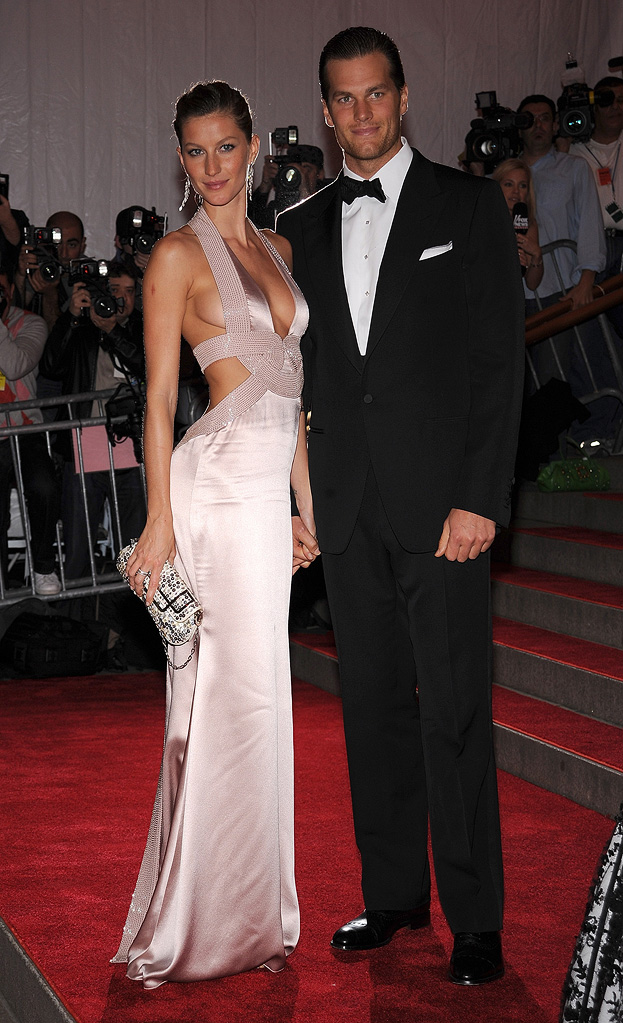 Gisele Bundchen 2008 Tom brady
