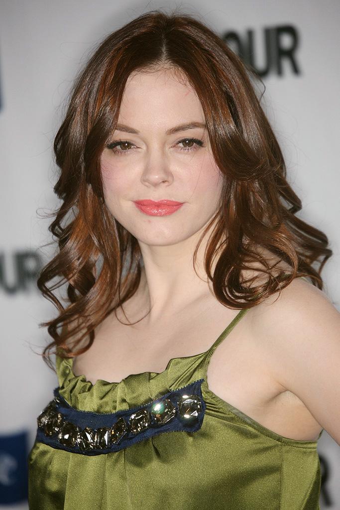 Glamour Reel Moments 2008 Rose McGowan