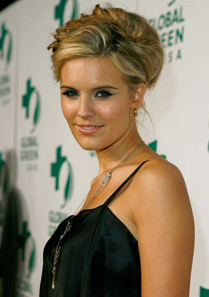Global Green 6th Annual Pre-Oscar Party 2009 Maggie Grace