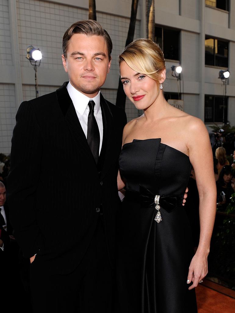 Leonardo DiCaprio | Movies and Biography - Yahoo Movies Leonardo Dicaprio And Kate Winslet