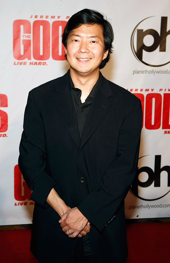 The Goods Live Hard Sell Hard LV Premiere 2009 Ken Jeong