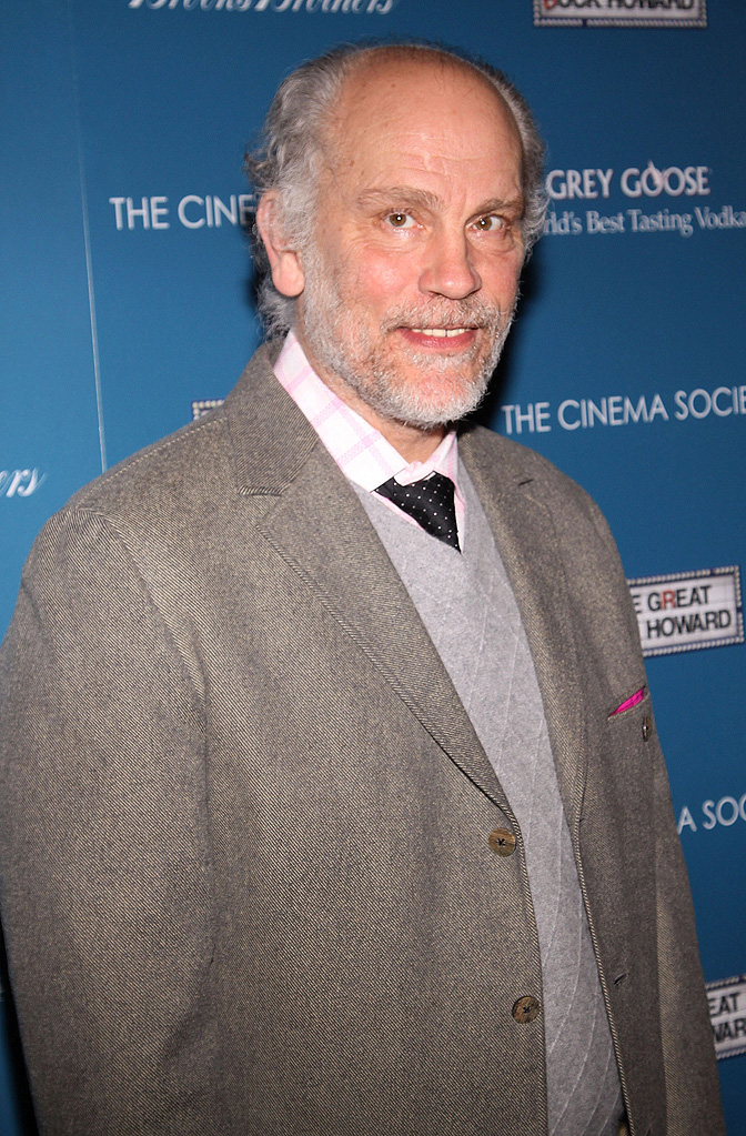 The Great Buck Howard NY Premiere 2009 John Malkovich