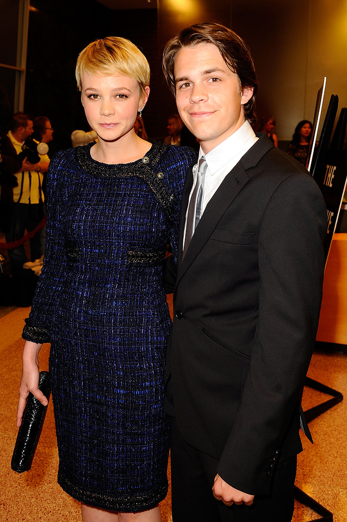 The Greatest LA premiere 2010 Carey Mulligan Johnny Simmons