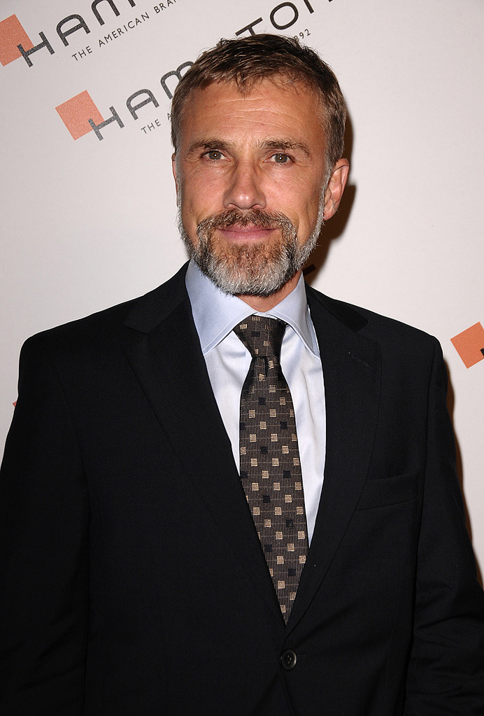 Hamilton Behind the Camera Awards 2009 Christoph Waltz