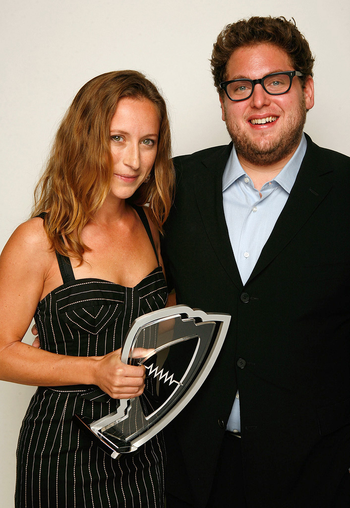 Hamilton and Hollywood Life Present The Behind the Camera Awards 2008 Jonah Hill Shauna Robertson