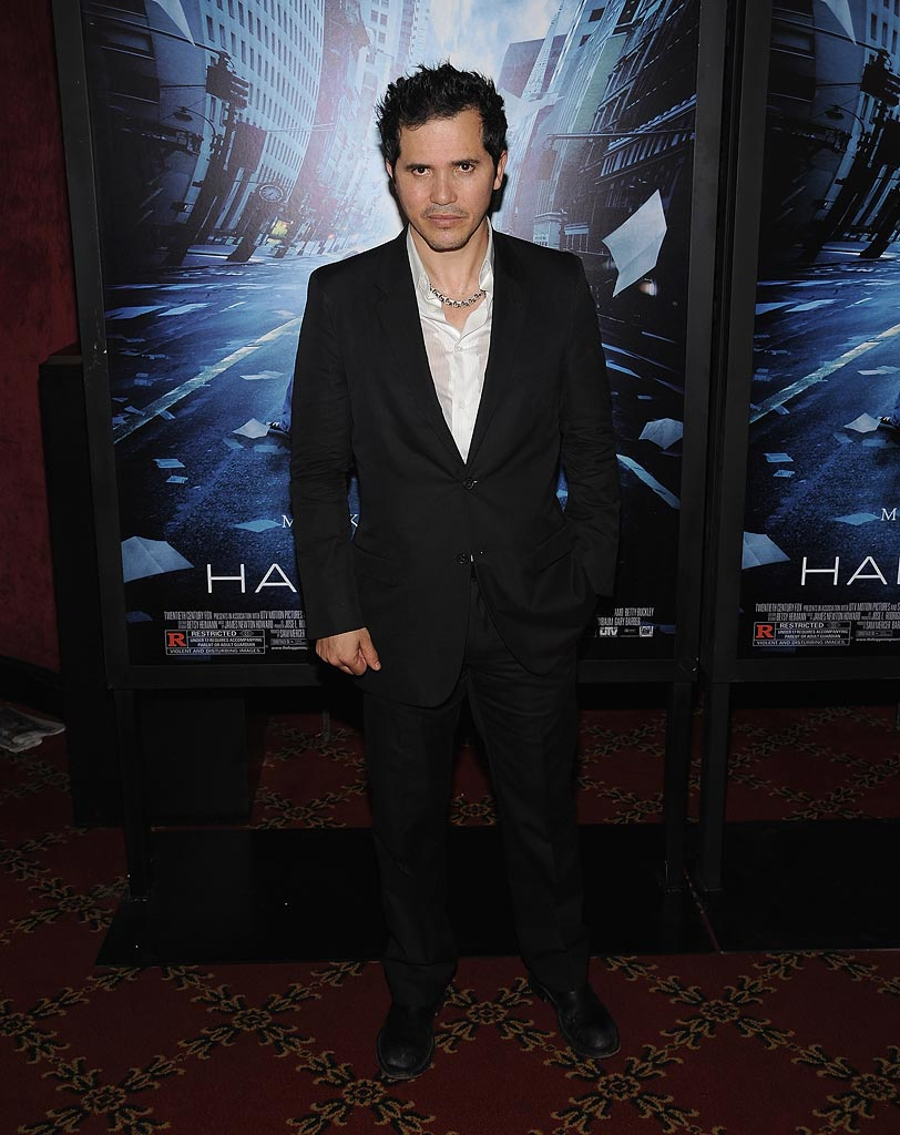 The Happening premiere John Leguizamo 2008