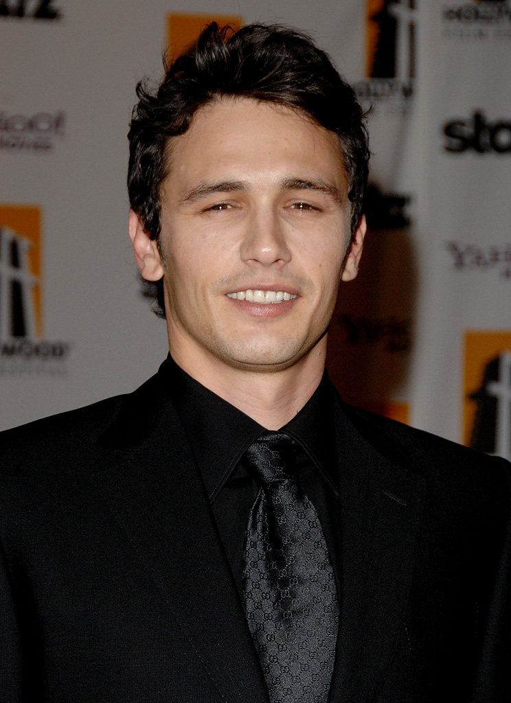 Hollywood Film Festival Awards Gala 2008 James Franco