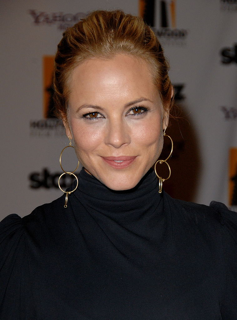 Hollywood Film Festival Awards Gala 2008 Maria Bello