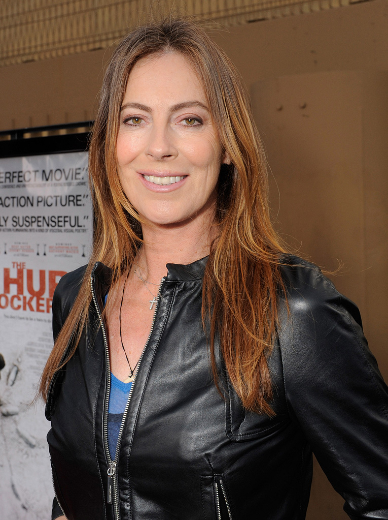 The Hurt Locker LA Premiere 2009 Kathryn Bigelow
