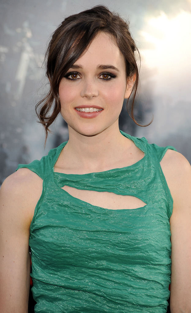 Inception LA premiere 2010 Ellen Page