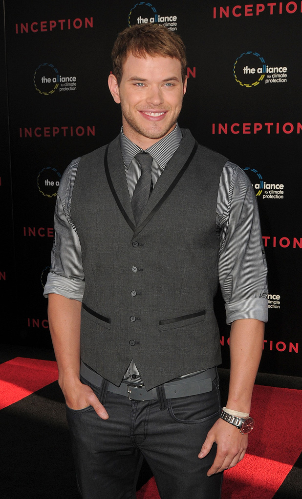 Inception LA premiere 2010 Kellan Lutz