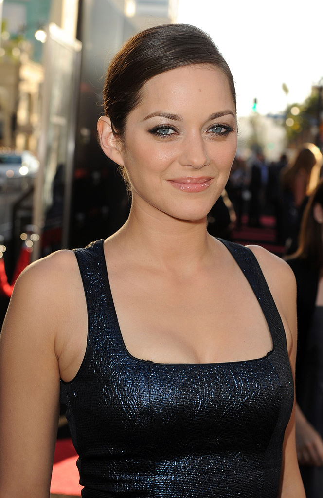 Inception LA premiere 2010 Marion Cotillard