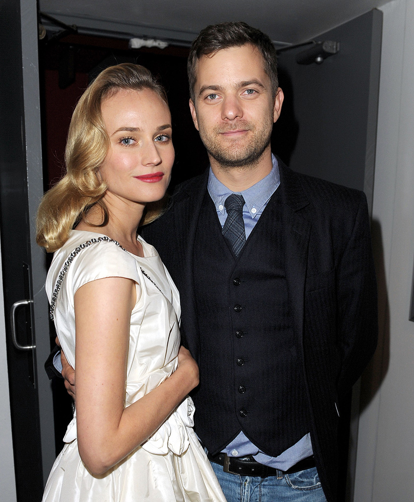 Inglourious Basterds DVD Launch party 2009 Diane Kruger Joshua Jackson