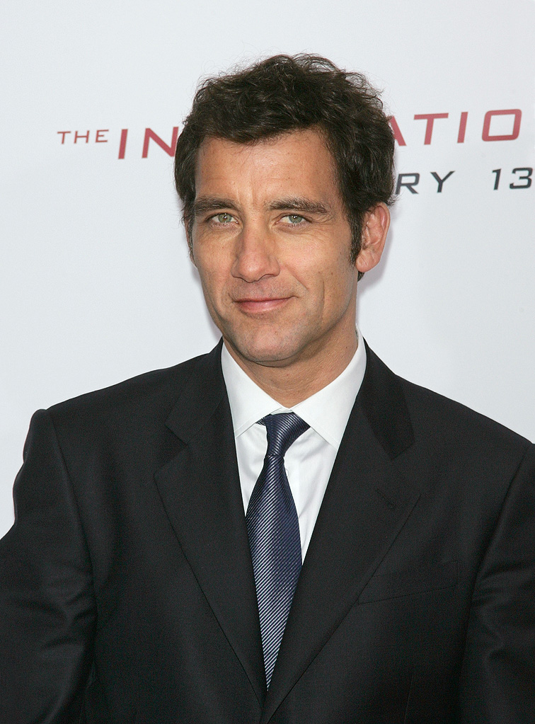 The International NY Screening 2009 Clive Owen