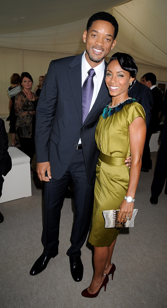 Jada Pinkett Smith Will Smith 2008
