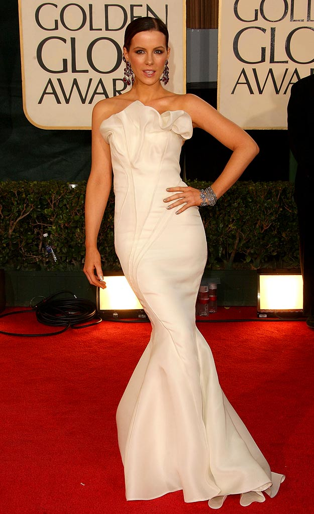 Kate Beckinsale Golden Globes 2009
