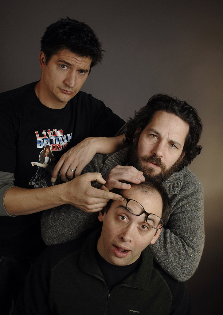 Ken Marino Paul Rudd David Wain 2007