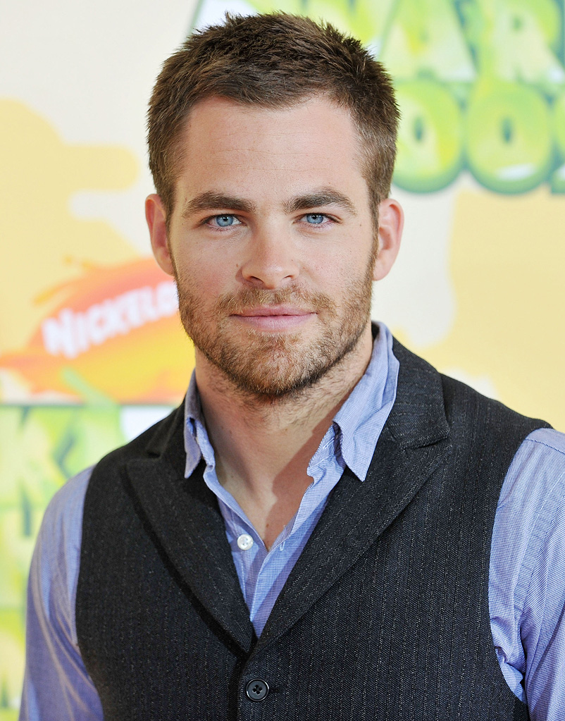 Kids Choice Awards 2009 Chris Pine