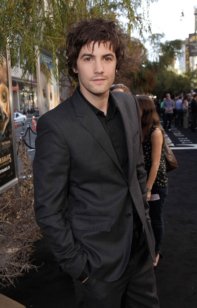Legend of the Guardian LA Premiere 2010 Jim Sturgess