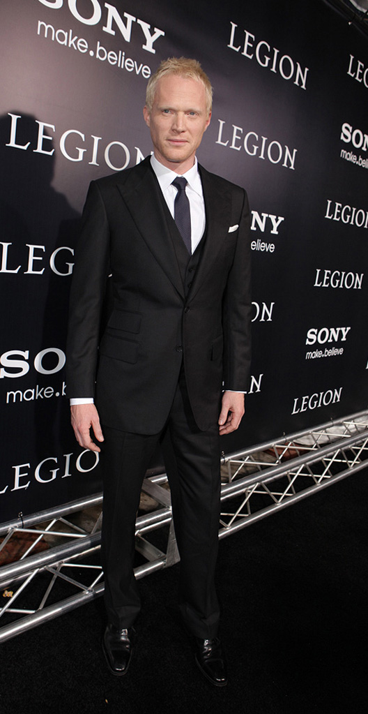 Legion LA Premiere 2010 Paul Bettany