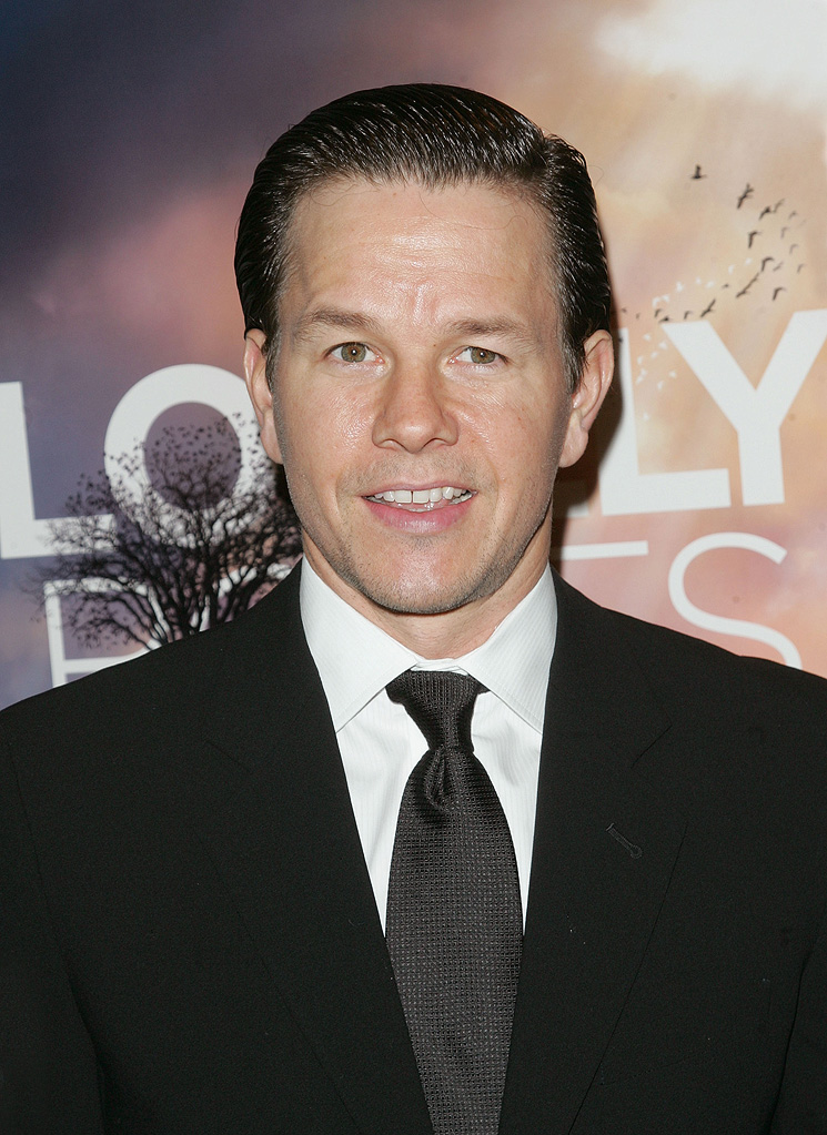 The Lovely Bones NY Premiere 2009 Mark Wahlberg