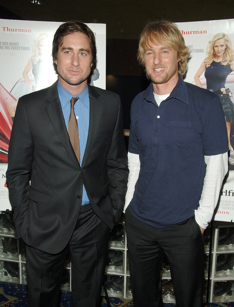 The gallery for --> Owen Wilson And Matthew Mcconaughey