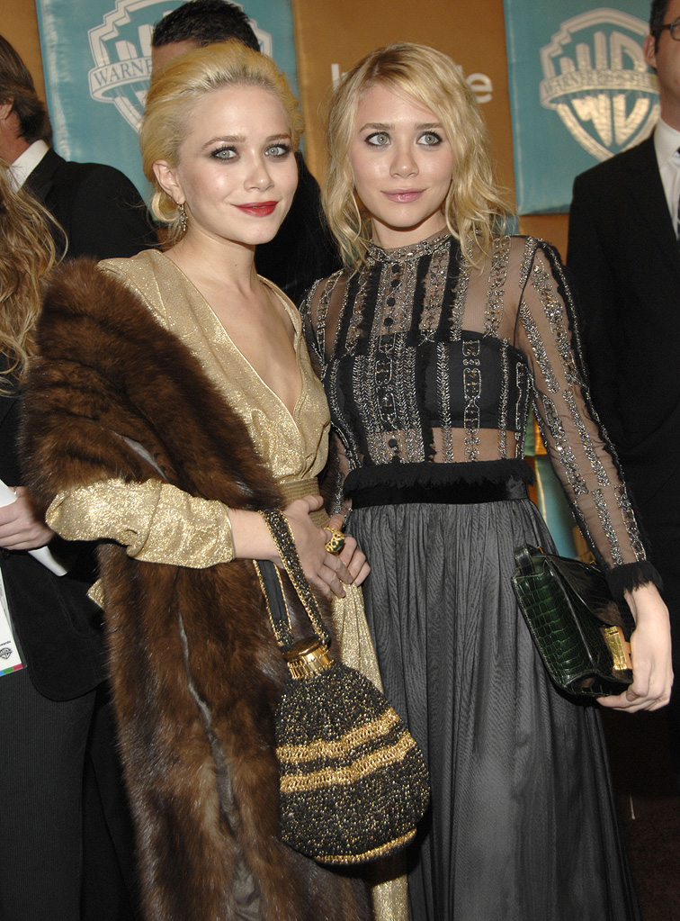 Mary Kate Olsen 2007 Ashley Olsen
