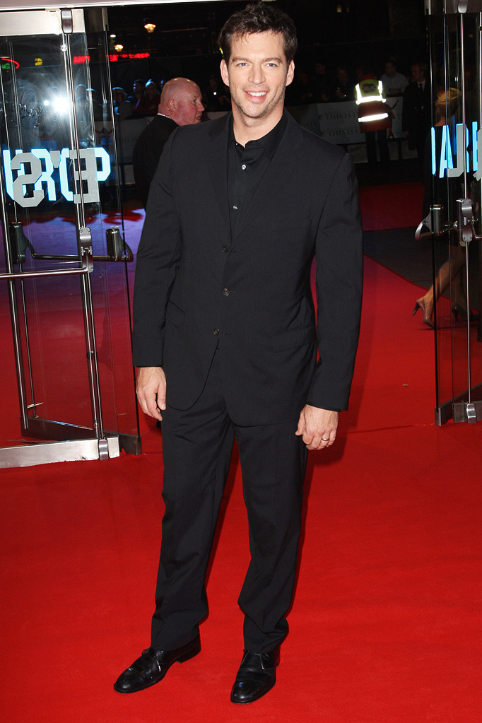 Michael Jackson's This is it London Premiere 2009 Harry Connick Jr