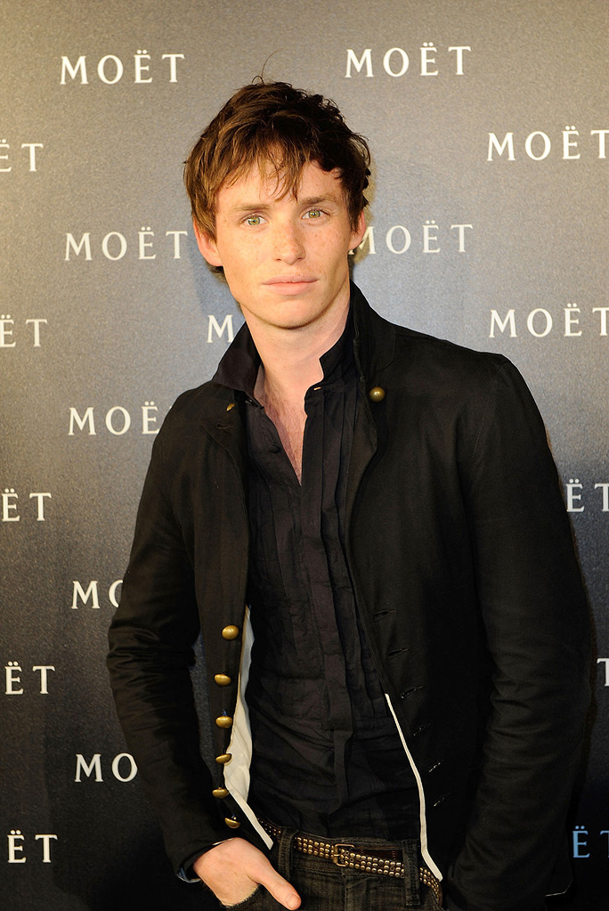 Moet & Chandon: A tribute to Cinema 2009 Eddie Redmayne