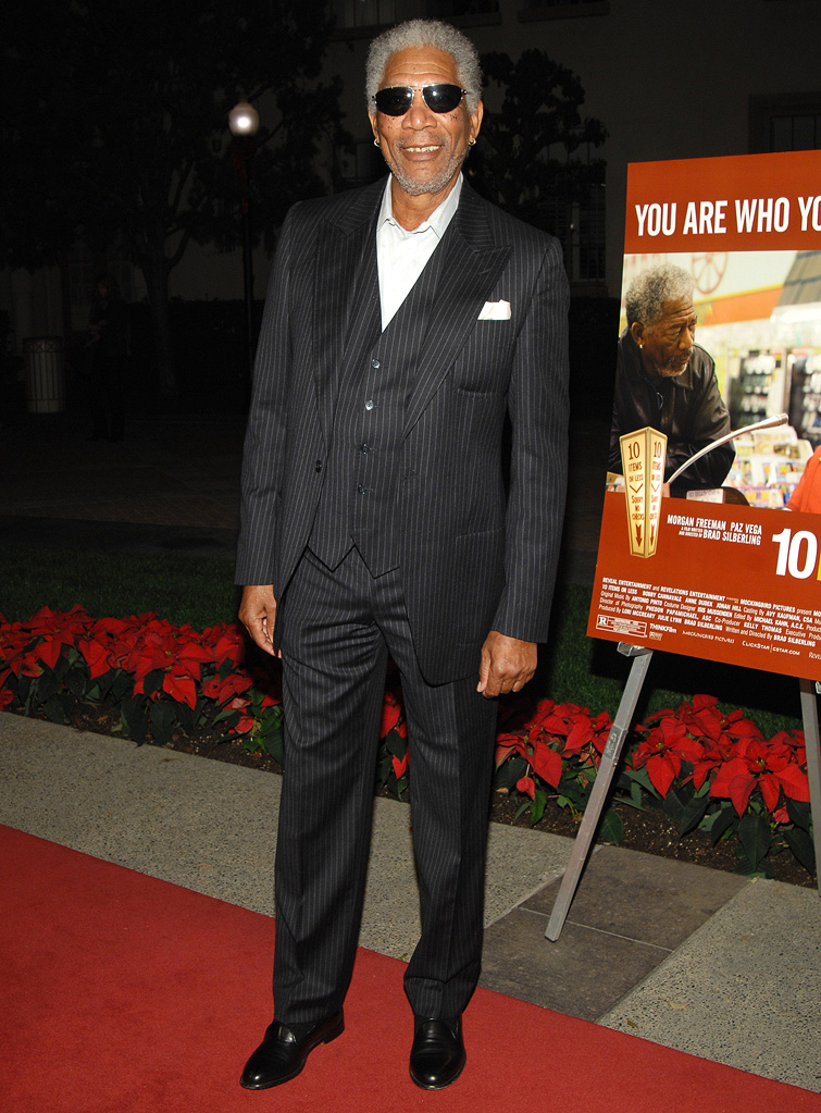 Morgan Freeman 2006