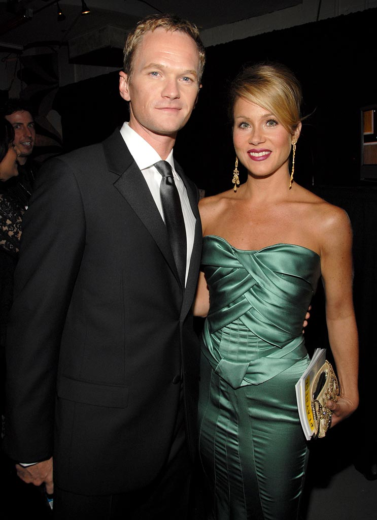Neil Patrick Harris Christina Applegate 2007