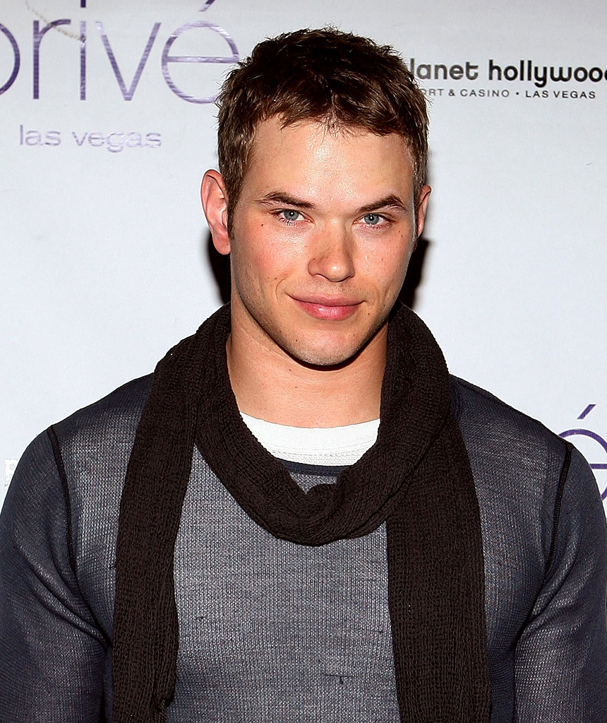 New Moon Casting Kellan Lutz 2009