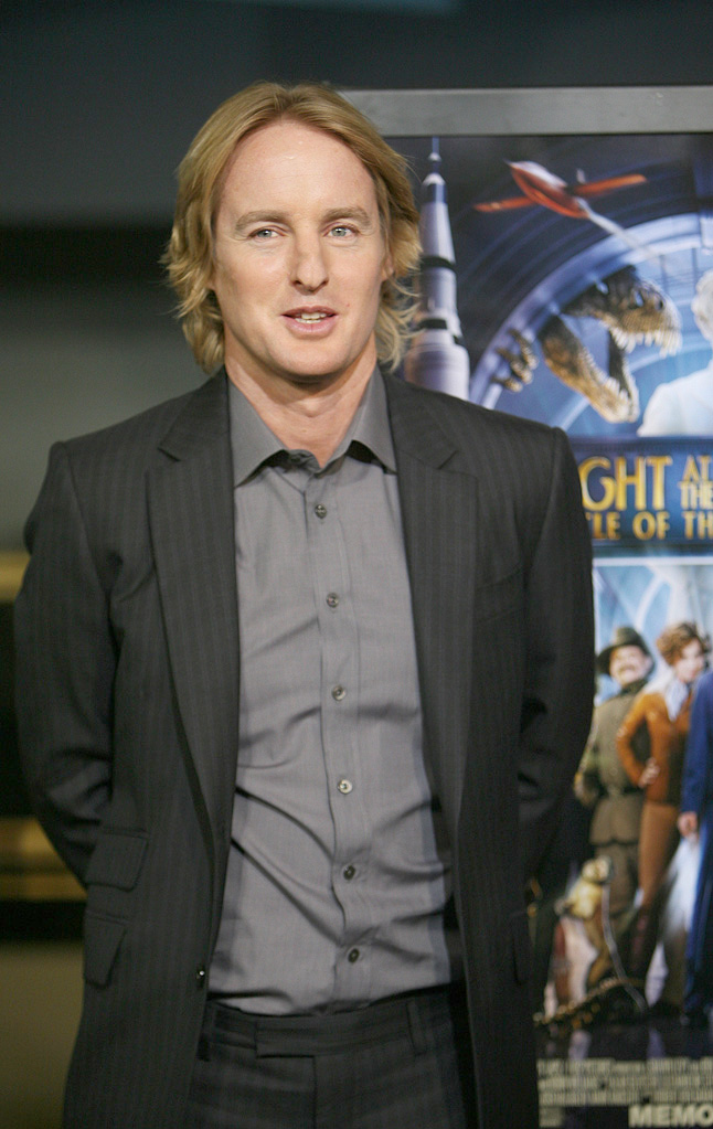 Night at the Museum 2 DC Premiere 2009 Owen Wilson