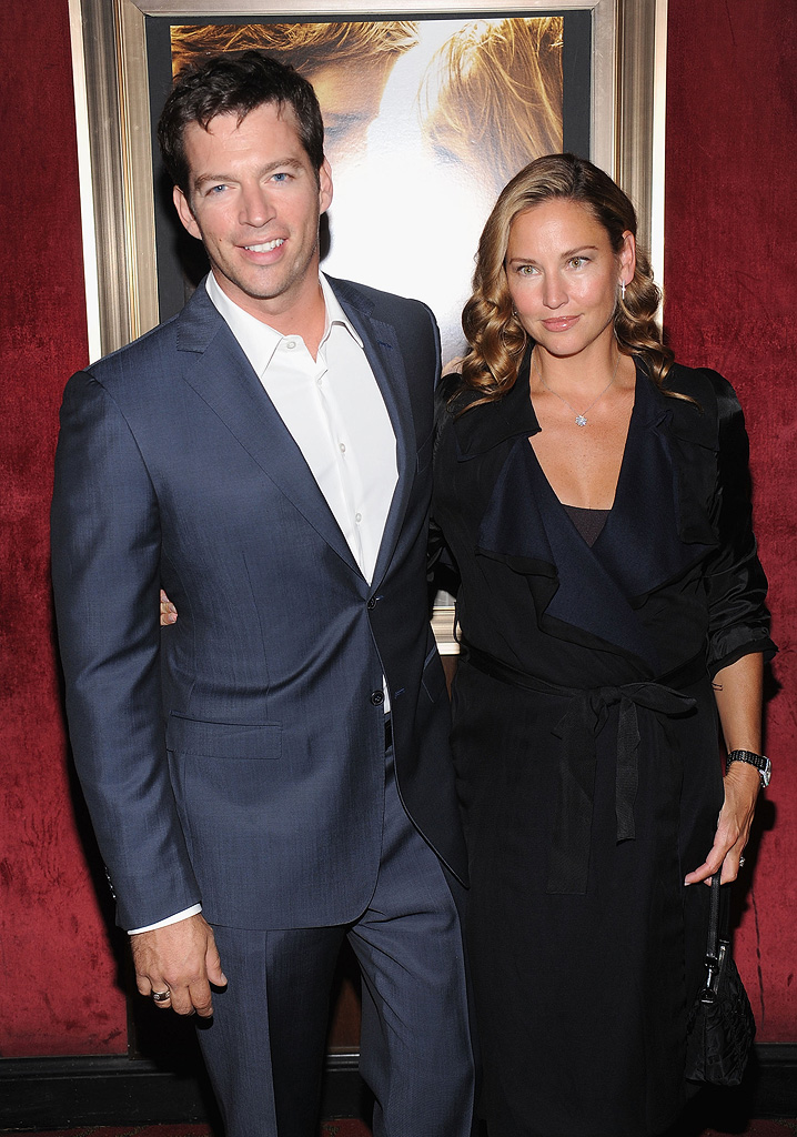 Nights in Rodanthe NY Premiere 2008 Harry Connick Jr. Jill Goodacre