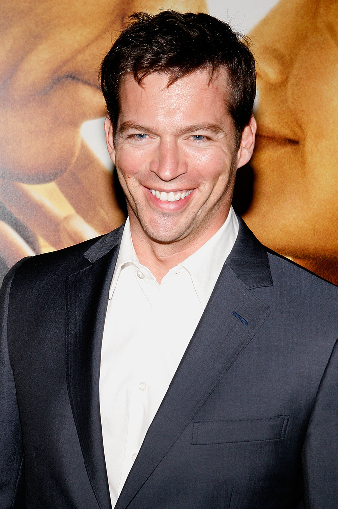 Nights in Rodanthe NY Premiere 2008 Harry Connick jr.