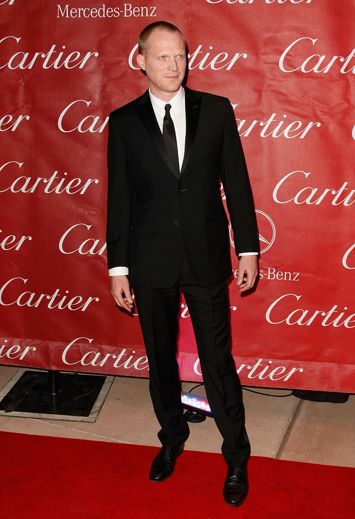 Palm Springs Film Festival Gala 2009 Paul Bettany