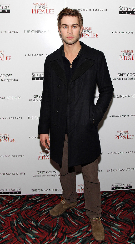 The Private Lives of Pippa Lee NYC Screening 2009 Chace Crawford