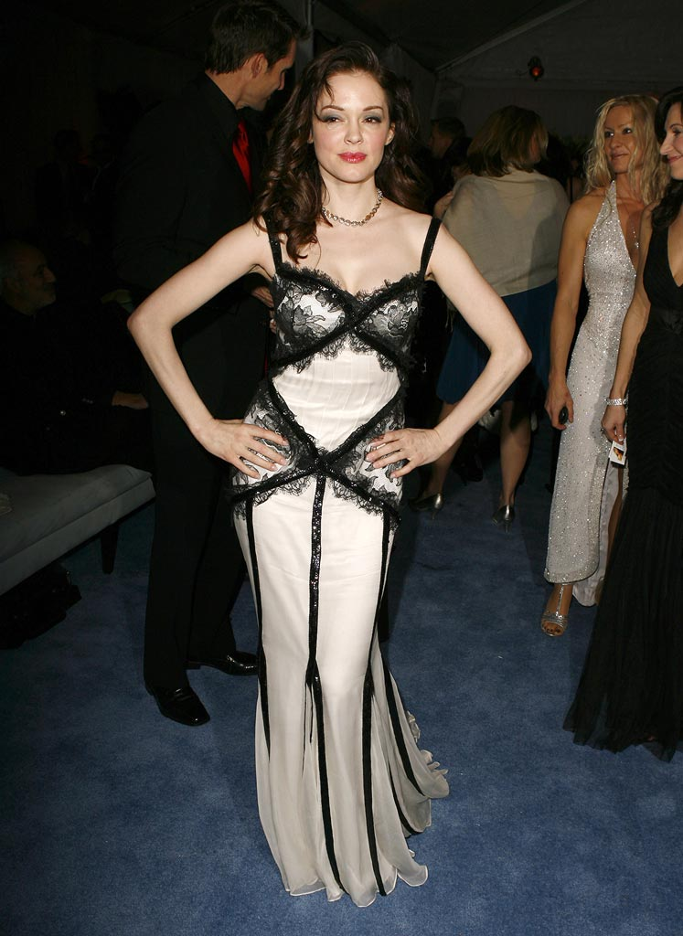 Rose McGowan 2007