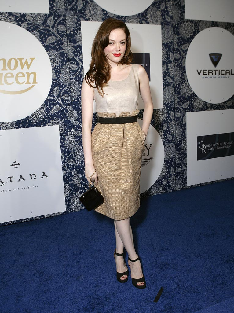 Rose McGowan 2008
