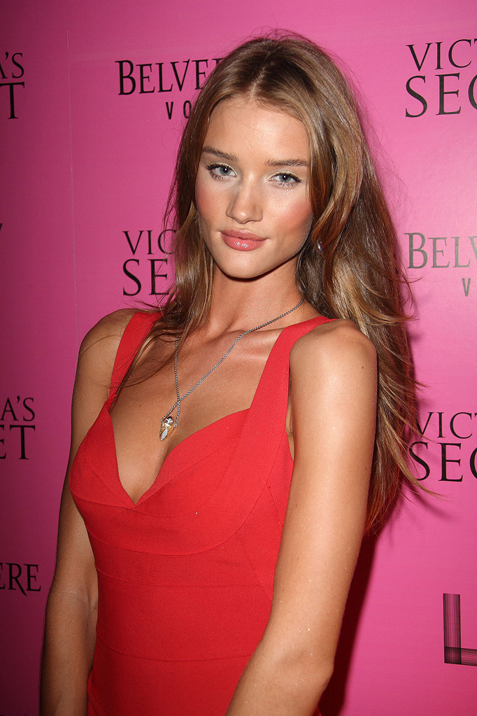 Rosie Huntington-Whiteley 2008