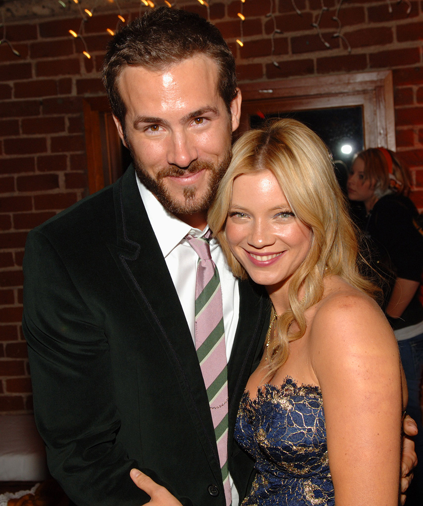 Ryan Reynolds 2005 Amy Smart