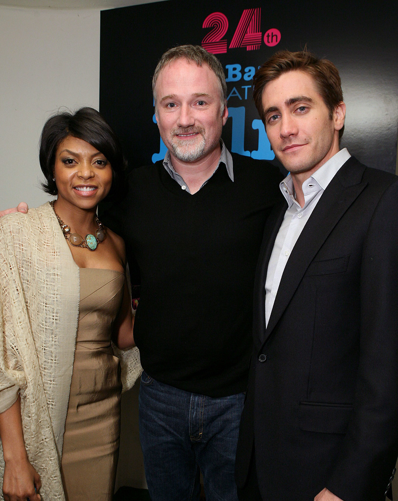 Santa Barbara International Film Festival 2009 Taraji P. Henson David Fincher Jake Gyllenhaal