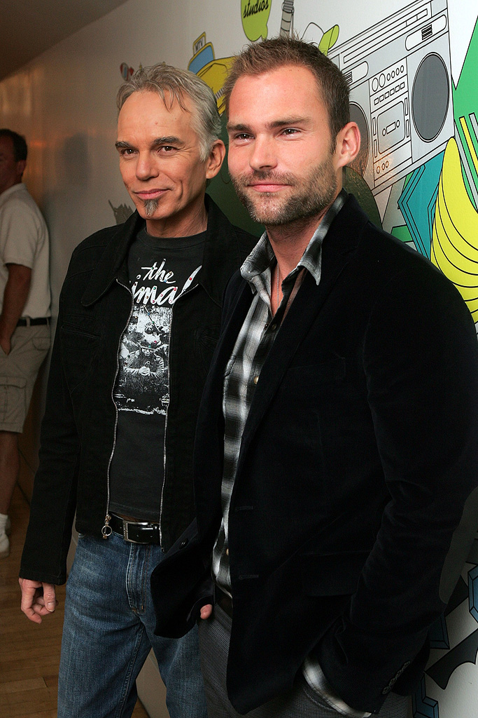 Seann William Scott 2007 Billy Bob Thornton