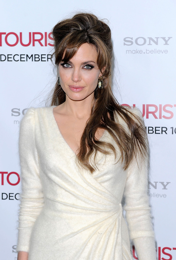 Most Searched Stars 2010 Angelina Jolie